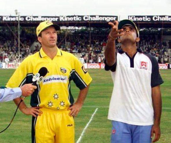 Ganguly has till date maintained that his being late for the toss was unintentional