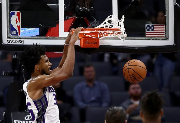 Marvin Bagley III has made just nine appearances for the Kings this season