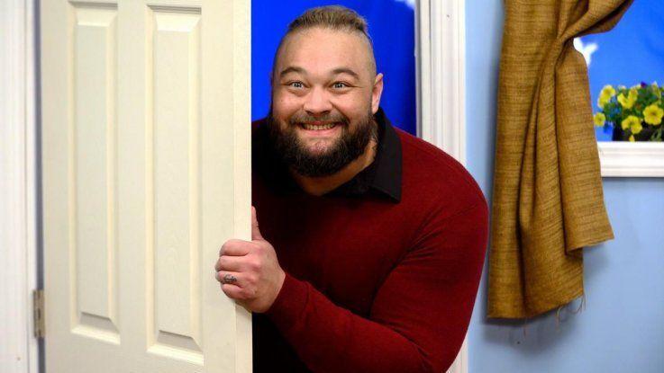 Yowie Wowie! Bray Wyatt had a great year.