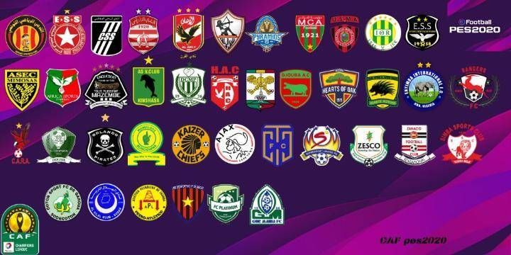 The Nigerian Clubs and Other African Clubs Featured in PES 2020