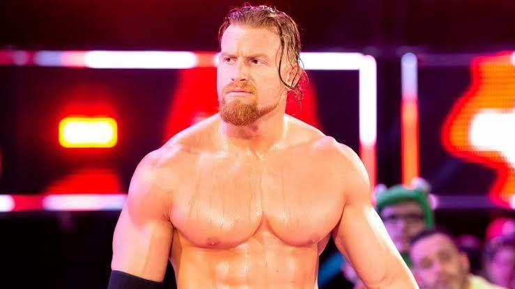 Buddy Murphy is slowly finding a place on RAW