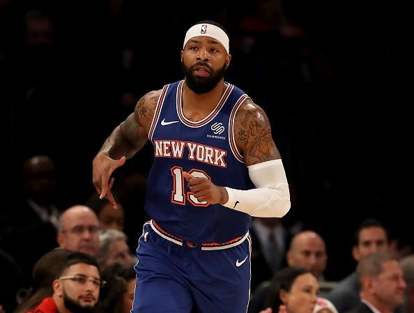 Marcus Morris is having a career year at the Big Apple