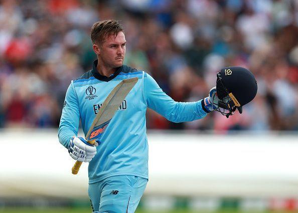 Jason Roy had a phenomenal run during the ICC 2019 World Cup
