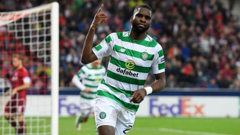 Odsonne Edouard has scored numerous wonderful goals this season for Cletic