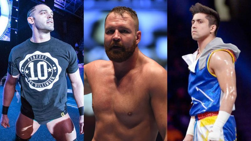 WWE let go of some top talent in 2019