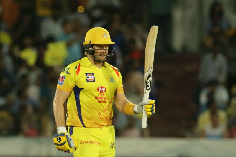 Shane Watson has been one of the best all-rounders in the history of IPL
