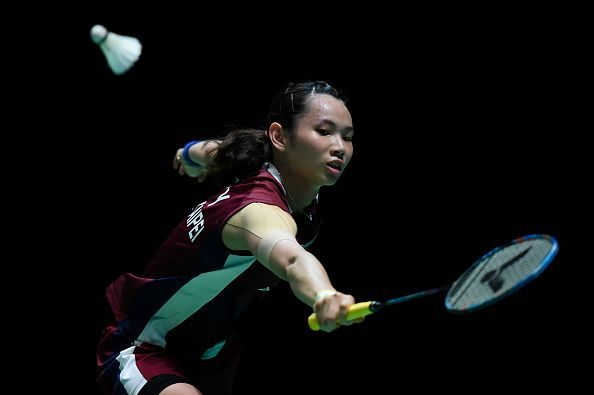 Tai Tzu Ying lost her ascendant position in women
