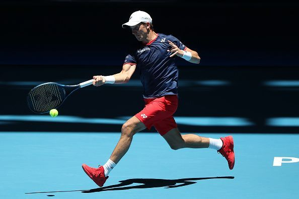 2020 ATP Cup - Perth: Day 3