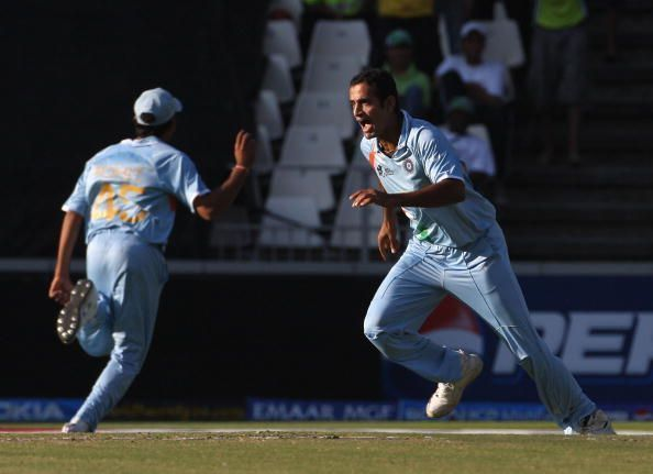 Irfan Pathan was a key member in India