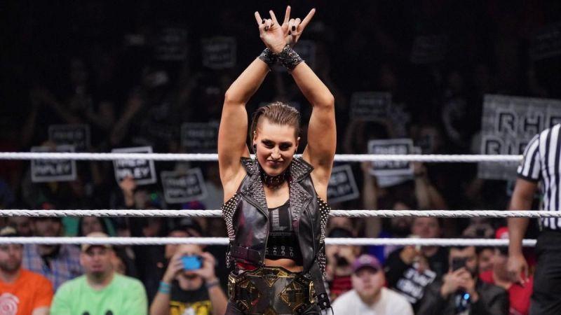 Female Pro Wrestling: WWF - Chyna, Part 1