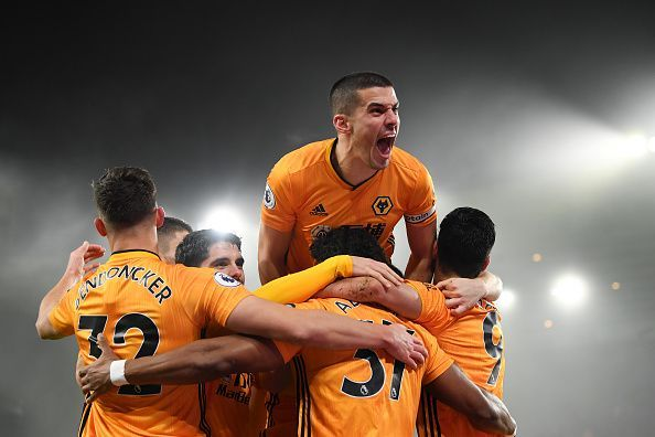 Wolverhampton Wanderers impressed even in defeat