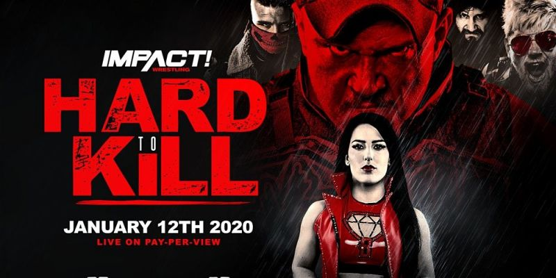 Impact Wrestling Hard to Kill