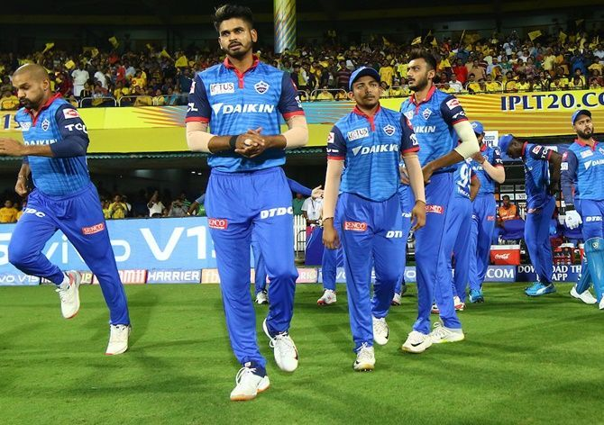 Delhi Capitals are yet to contest an IPL final