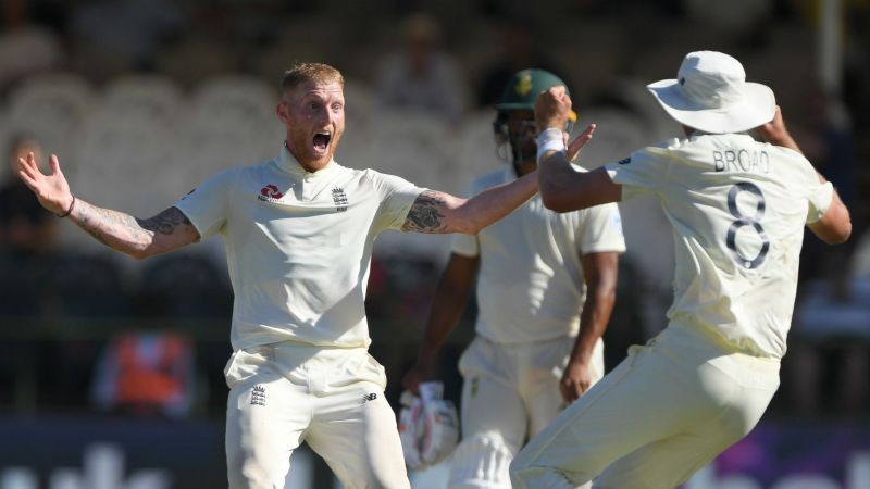 The joy of Tests - England