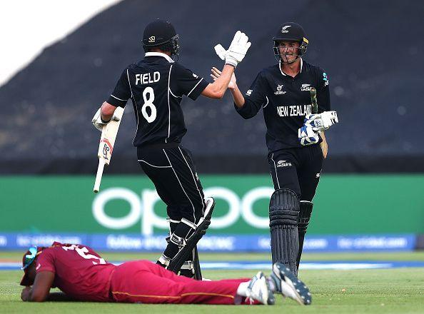 न्यूजीलैंड की रोमांचक जीत