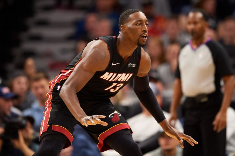 The Miami Heat have recorded the second-lowest total of offensive boards so far this year