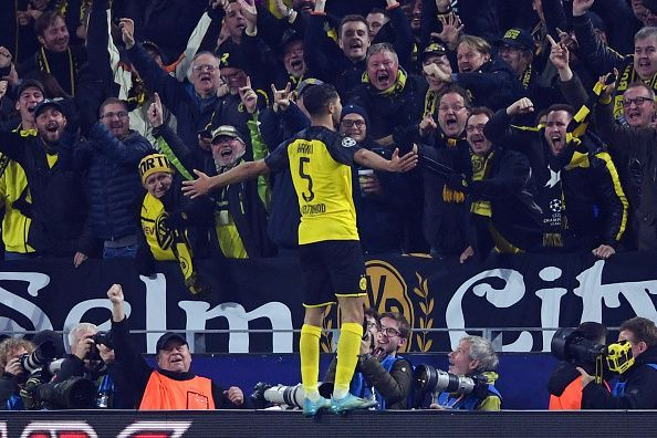 Hakimi has been sensational for Dortmund during his loan spell.
