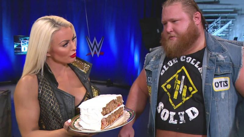 The love story of Otis and Mandy Rose