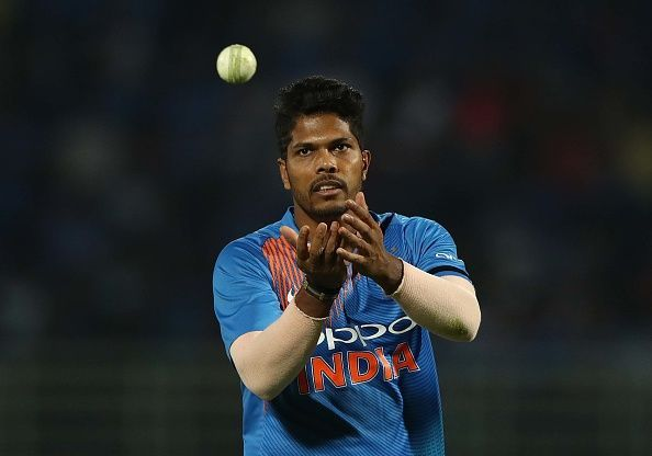 Umesh Yadav would relish an opportunity to return to the white-ball fold