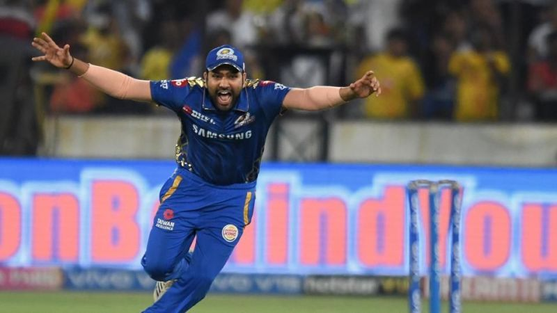 Rohit Sharma is the most successful IPL captain winning four titles with the Mumbai Indians