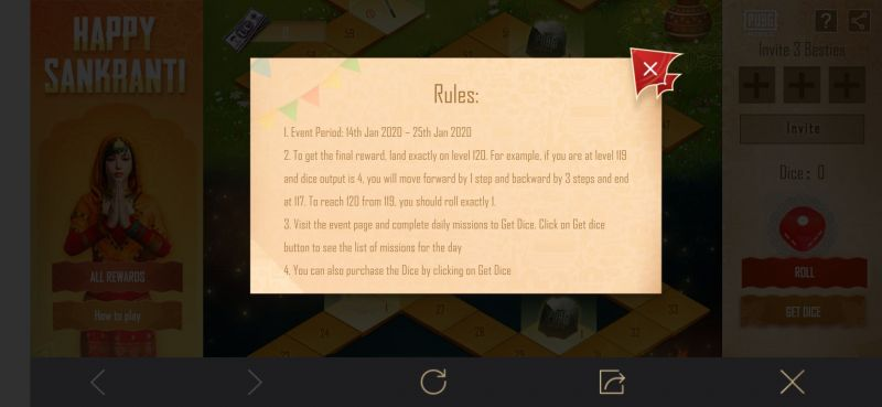 Event Rules