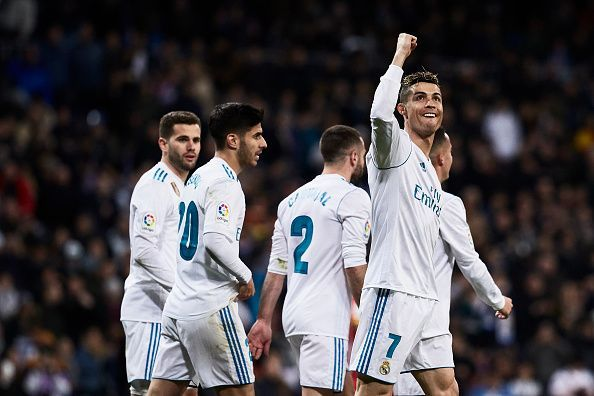 Real Madrid are in for a busy January window