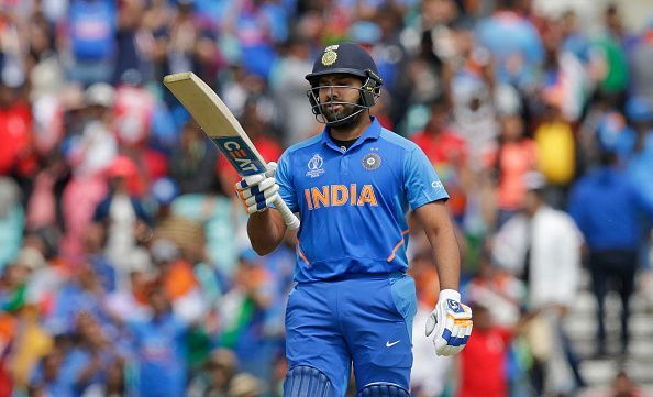 Rohit Sharma is just 56 runs away from becoming the third-fastest batsman to reach 9000 ODI runs