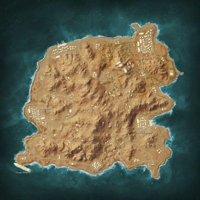 The new Karakin map