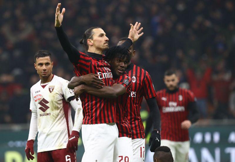 Zlatan Ibrahimović has been a godsend for AC Milan