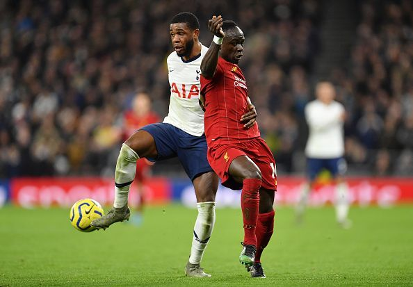 Spurs youngster Japhet Tanganga performed admirably in his first Premier League start