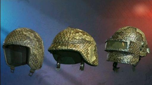 Helmet Skin