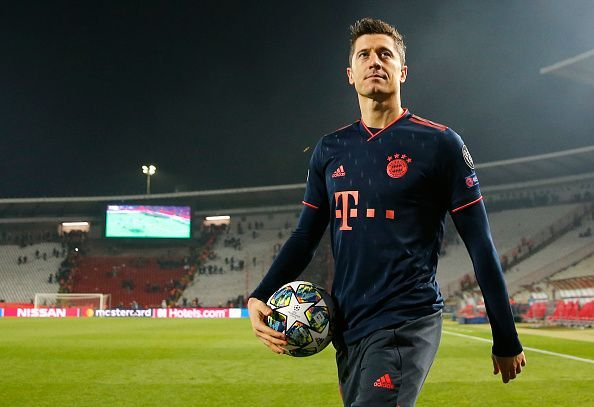Robert Lewandowski has been a tremendous signing for Bayern Munich