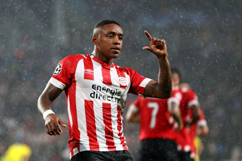 How could Jose Mourinho fit his potential new signing Steven Bergwijn into his Tottenham side?