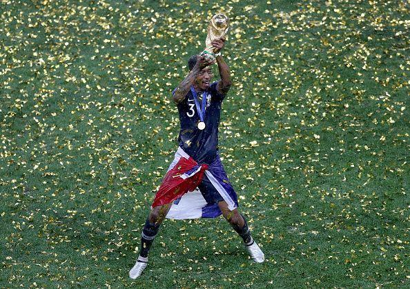 World Cup winner Presnel Kimpembe