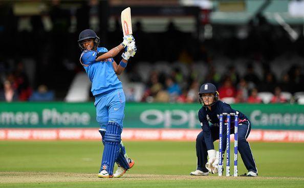 Harmanpreet Kaur | England v India: Final - ICC Women