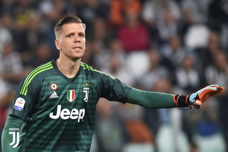 Szczesny recently signed a contract extension until 2024