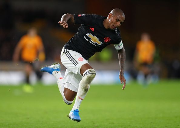 Ashley Young is closing in on a move away from Manchester United