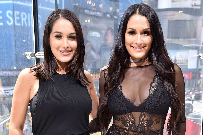 Brie and Nikki