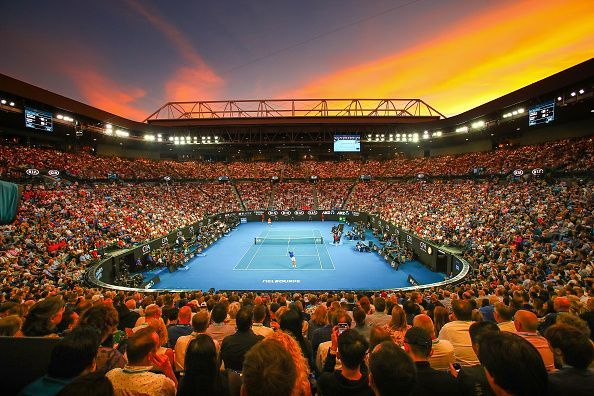 The Australian Open is due to start in a matter of weeks