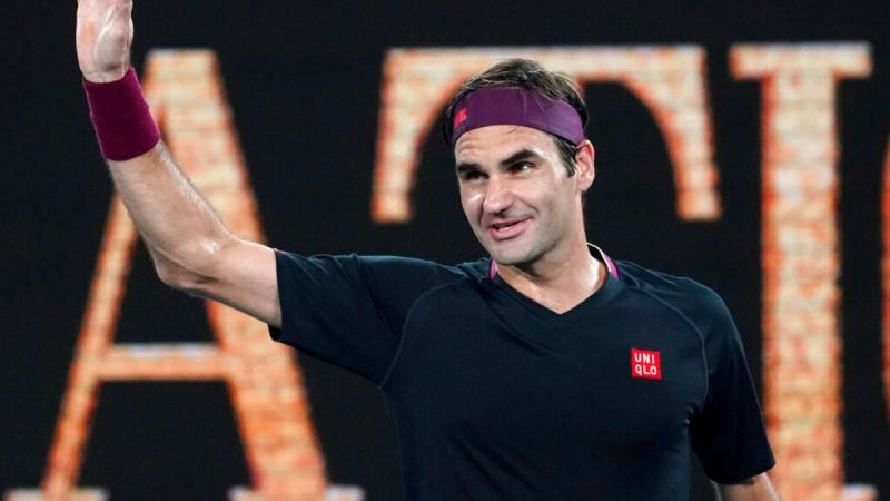 All it took for Federer to send his opponent packing was 92 minutes.