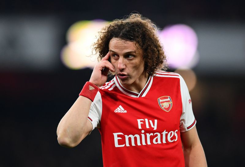 David Luiz has put in improved performances since Arteta