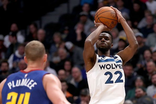 Andrew Wiggins will lead the offense in the absence of Towns