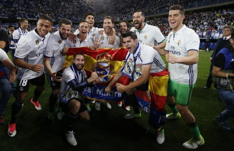 Real Madrid have been wildly successful in Champions League