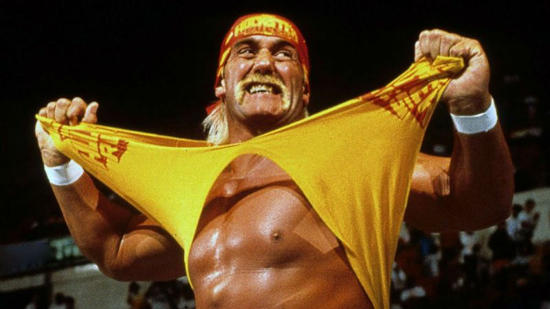 Is The Hulkster on his way back to the ring?