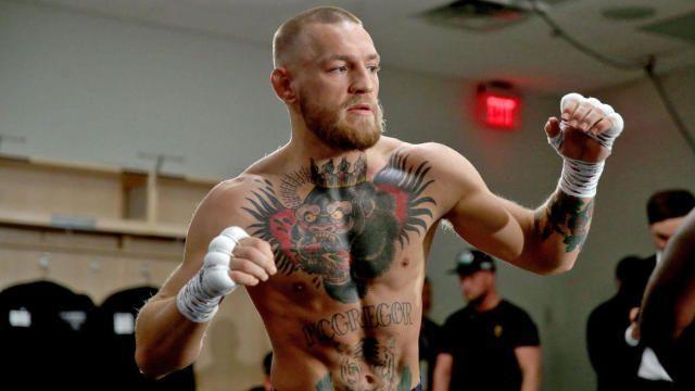 Conor McGregor (Image Courtesy: CBS Sports)
