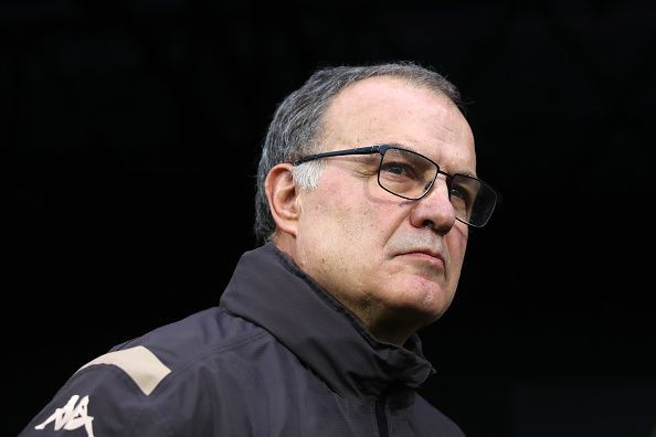 Leeds United manager Marcelo Bielsa was desperate to take James to Elland Road