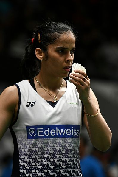 Saina Nehwal is the women