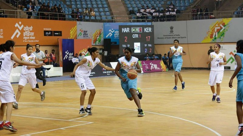 Basketball action is all set to begin at the Khelo India Youth Games 2020 in Guwahati, Assam