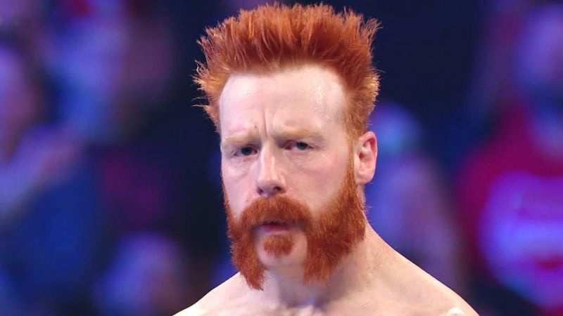 Sheamus came back to WWE on this week