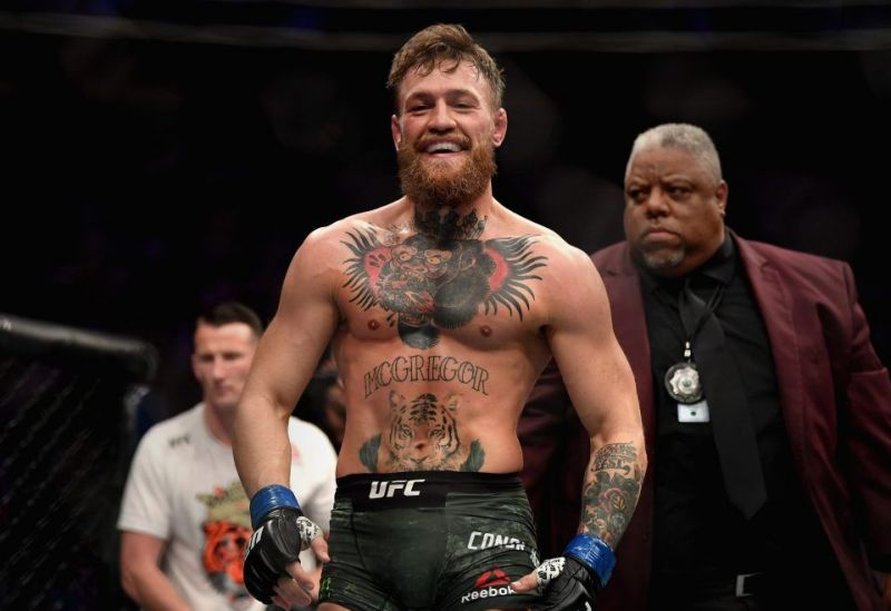 Conor McGregor returns to the UFC this weekend to face Donald